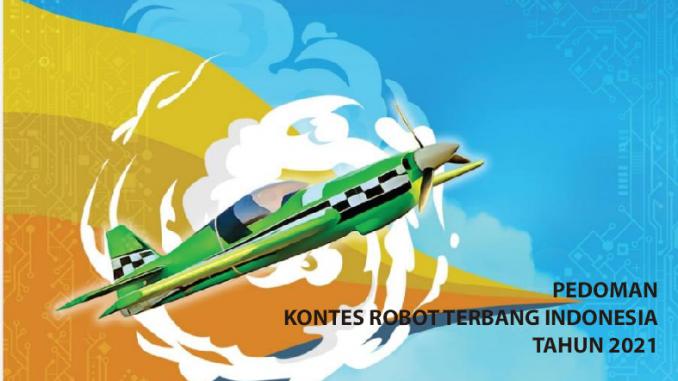 Kontes Robot Terbang Indonesia (KRTI) tahun 2021