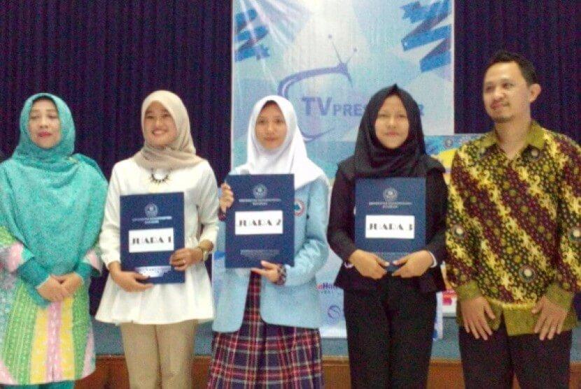 2017 - Juara 1 TV Presenter Tingkat Kota Sukabumi