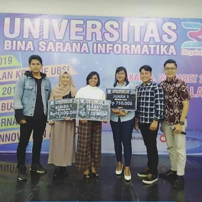 2019 -  UBSI Idol Copetition