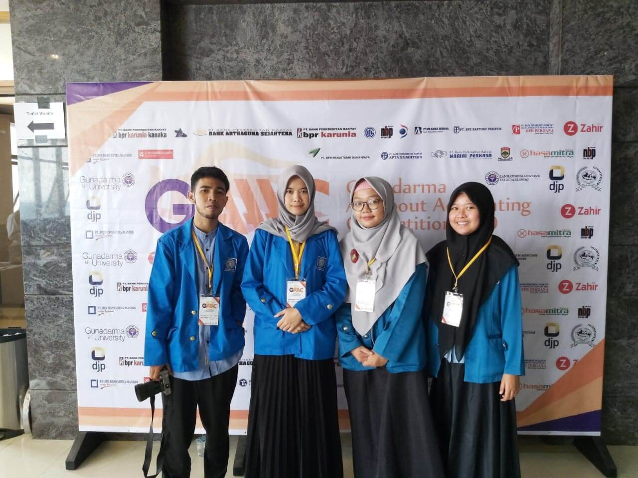2020 - Gunadarma All About Acounting Competition (GAAC)