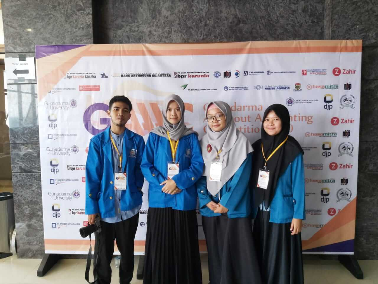 Gunadarma All About Accounting Competition (GAAAC) 2020