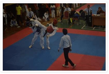 Kejuaraan Jaguar Taekwondo Intern Championship 2019