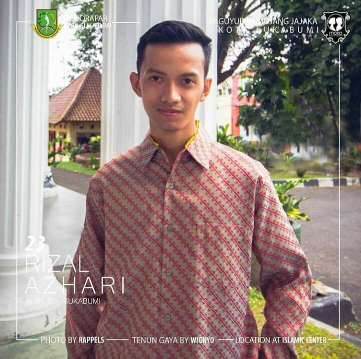 2017 - Pasanggiri Mojang Jajaka Kota Sukabumi Tahun 2017