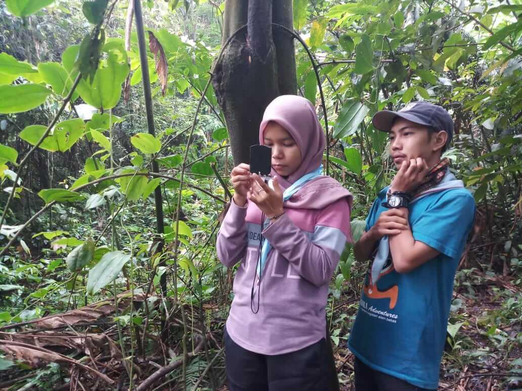 Pendidikan Lanjutan Gunung Hutan