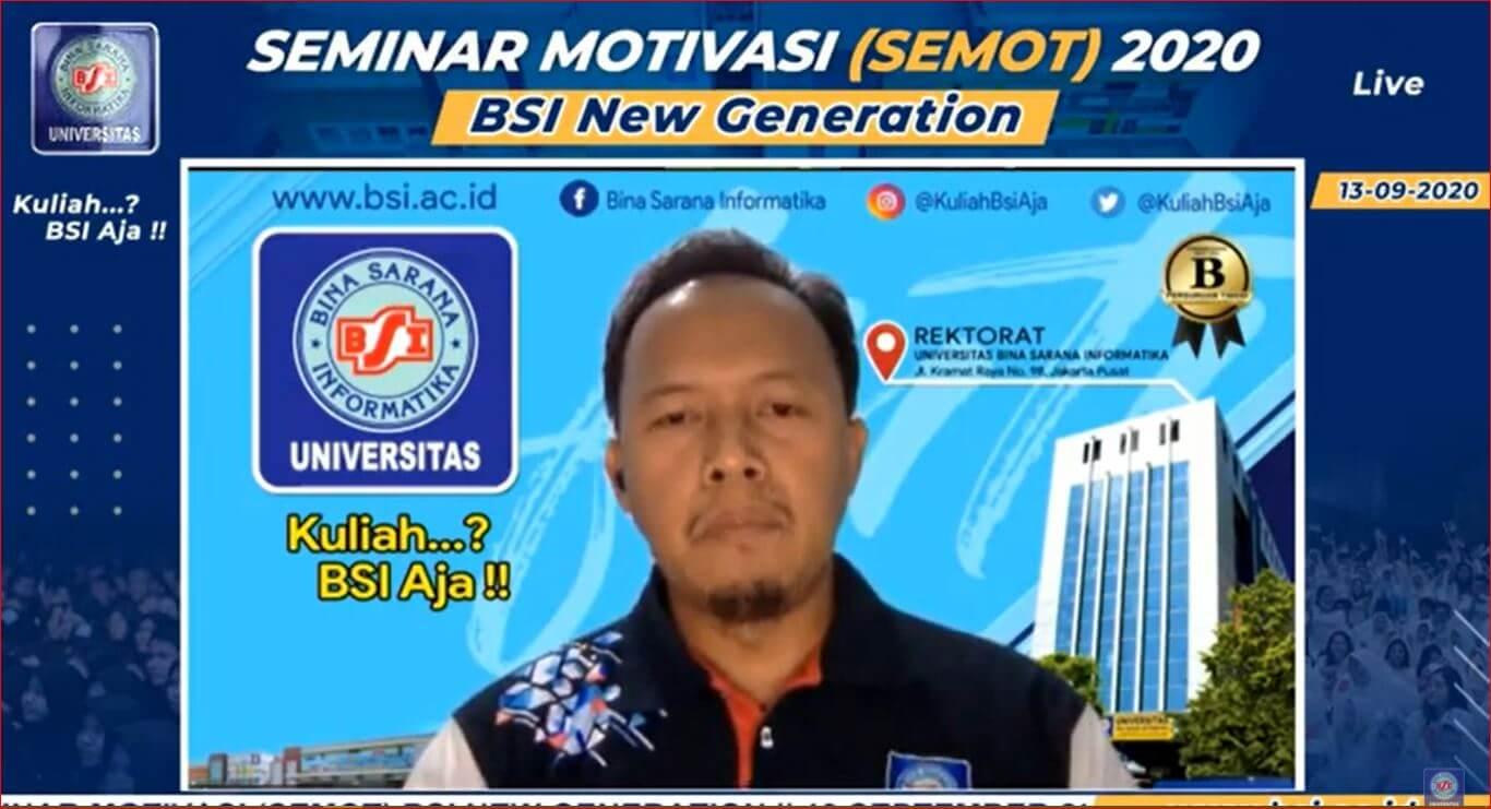 Seminar Motivasi 2020