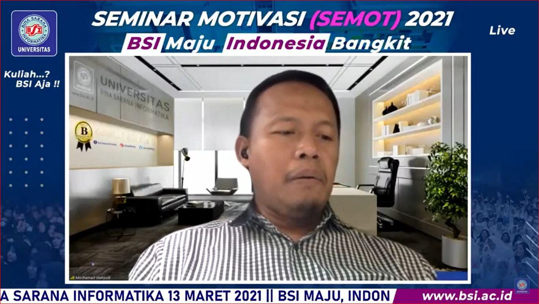 Seminar Motivasi 2021