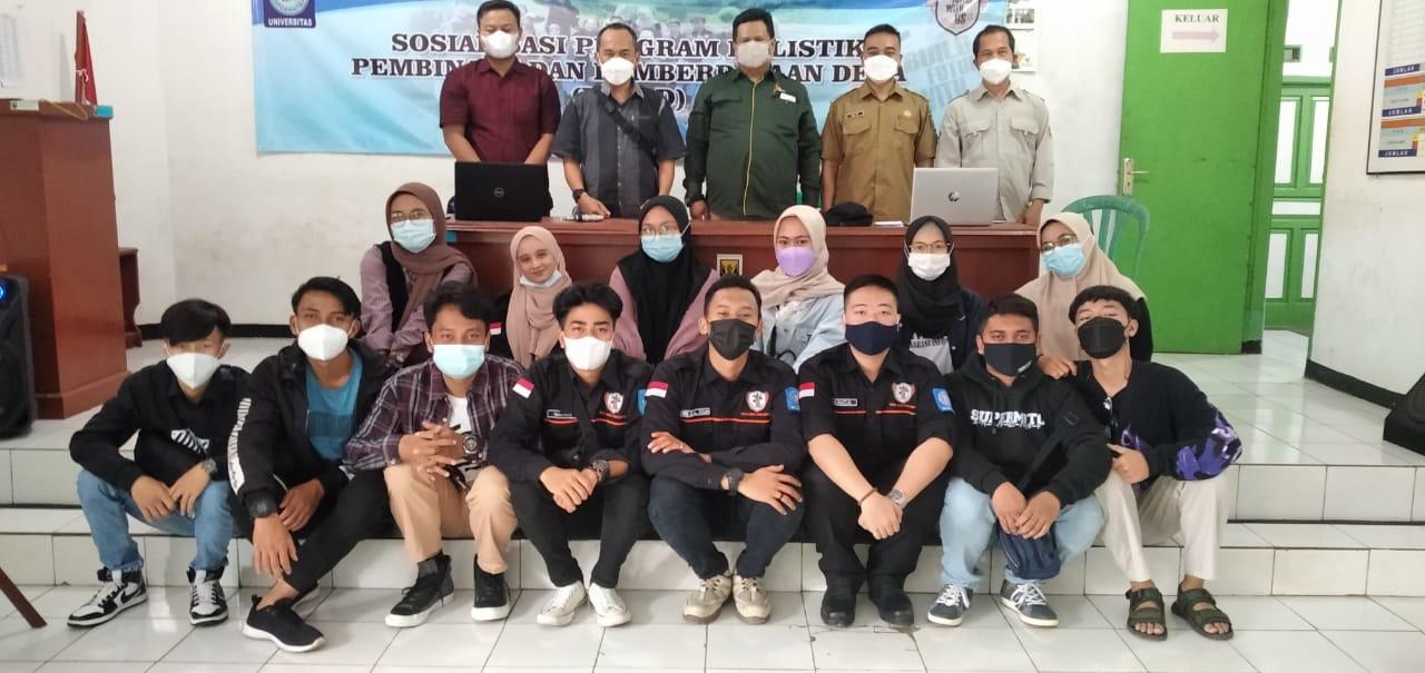 Sosialisasi Program PHP2D BEM UBSI Kampus Kota Sukabumi
