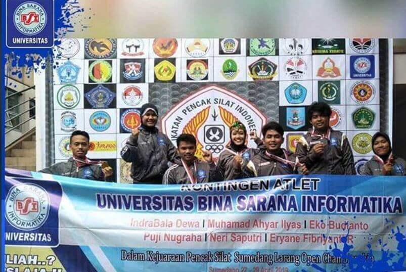 Sumedang Larang Open Championship 2019