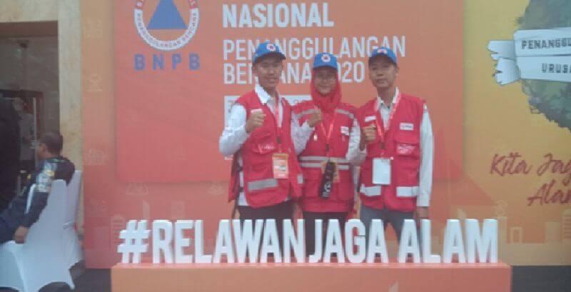 UKM Sukarelawan UBSI Hadiri Rapat Koordinasi Nasional Penanggulangan Bencana 2020
