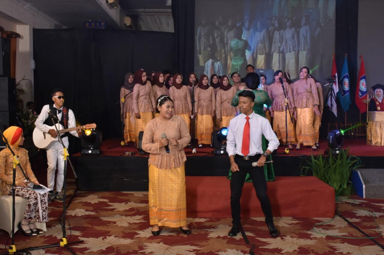 Wisuda UBSI PSDKU Yogyakarta 2019